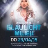 Blaulichtmilieu-Party rockt Nürnberg