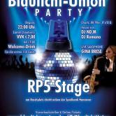 Blaulicht-Union rockt Hannover