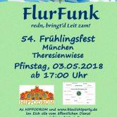FlurFunk geht an den Start! Red´n bringt´d Leit zam!