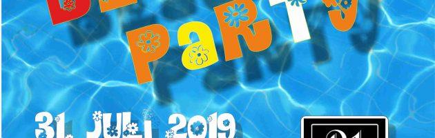 Sommerblaulichtparty 2019